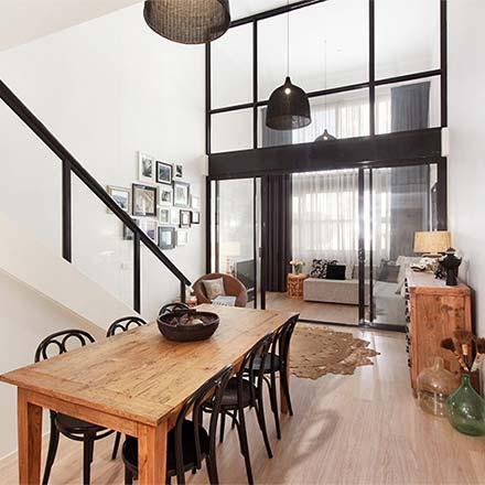 Surryhills Loft Interior Design