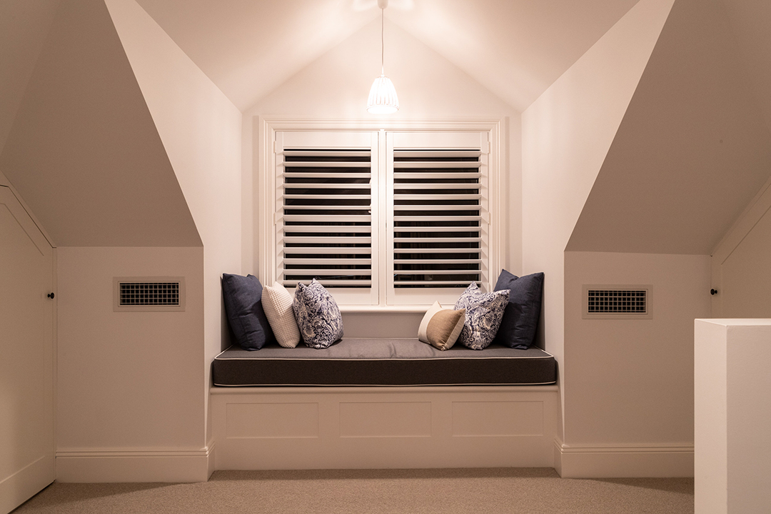 Nook. Interior design project Lang street Mosman